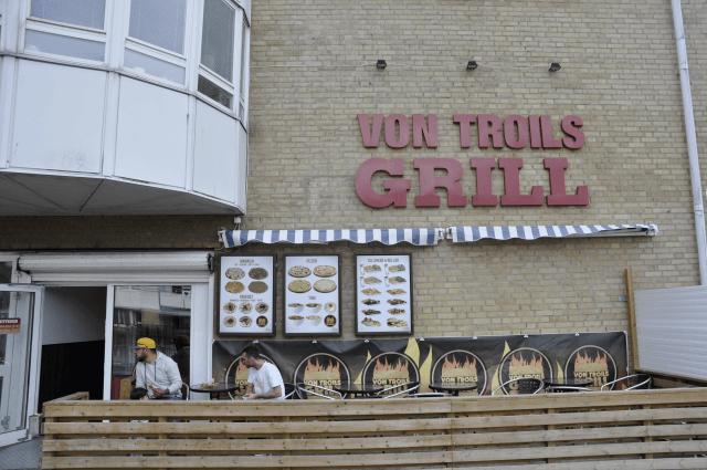 Von Troils Grill och Restaurang | Delil